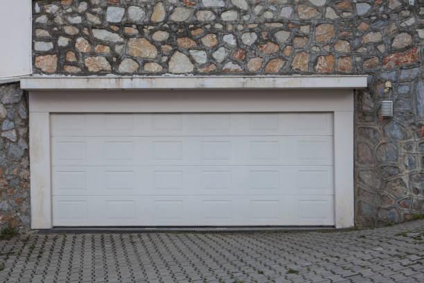 Garage, Door, Aluminum, Entrance, Front or Back Yard